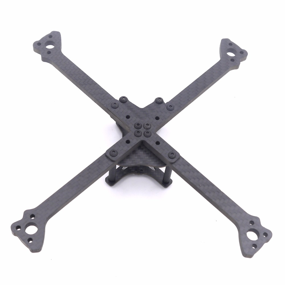 Hover Wix5 205mm Wheelbase 5mm Arm 5 Inch FPV Racing Frame Kit - Photo: 3