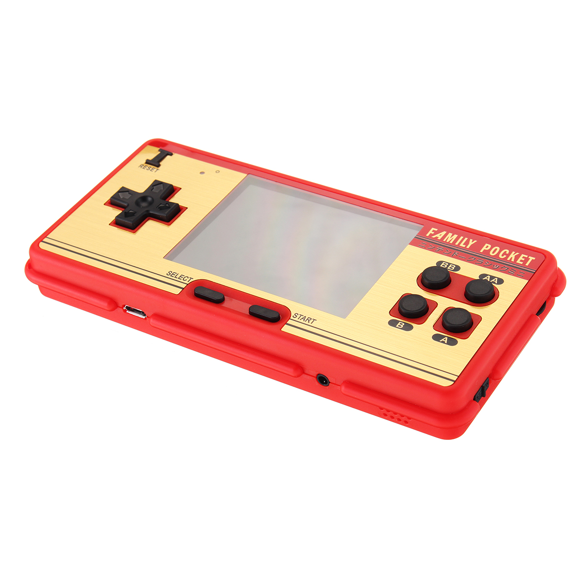Coolboy RS-20A Portable 2.8 Inch 638 in 1 Handheld Game Console Classic Retro Player Controller