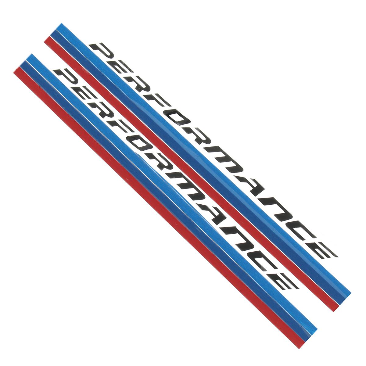 22x2.1cm Car Rearview Mirror Stickers for BMW E90 E46 F30 F10 F07 F34 X1 X3 X4 X5 E70 F15 X6 F1