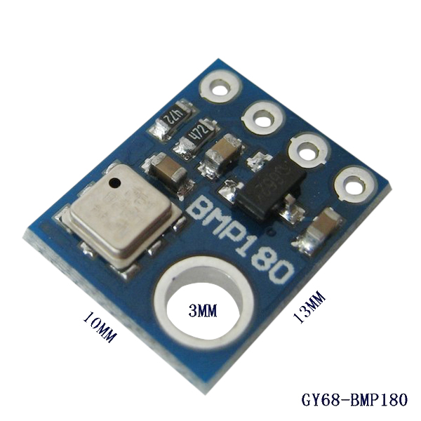 GY-68 BMP180 Digital Barometric Pressure Sensor Board Module for for RC Drone FPV Racing Multi Rotor