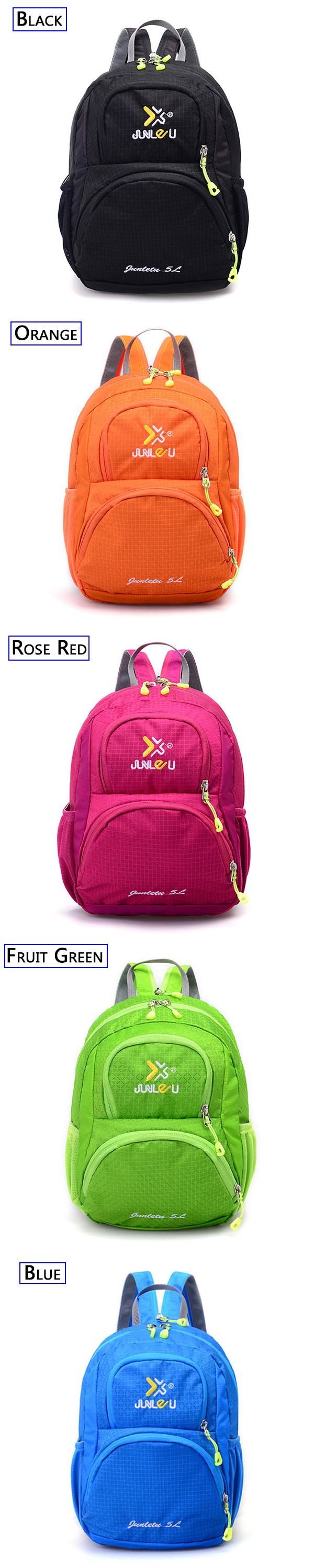 Nylon Waterproof Light Weight Backpack Crossboby Bag Casual Outdooors Sports Chest Bag Shoulder Bag