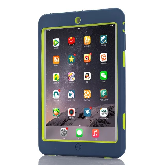 Bakeey Armor Full Body Shockproof Tablet Case For iPad Mini 1/2/3