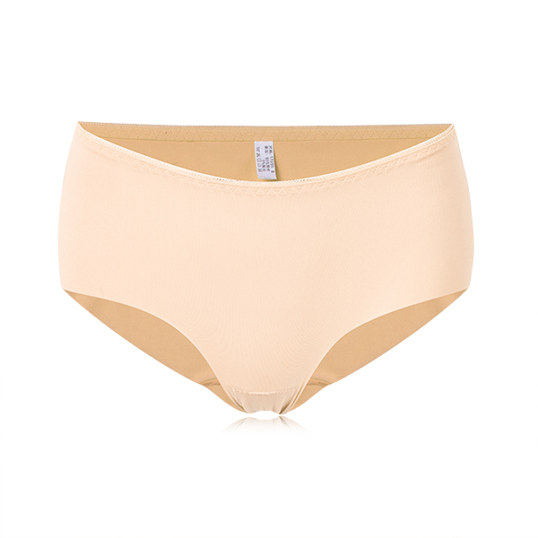 Comfy Ice Silk Seamless Breathable Physiological Briefs