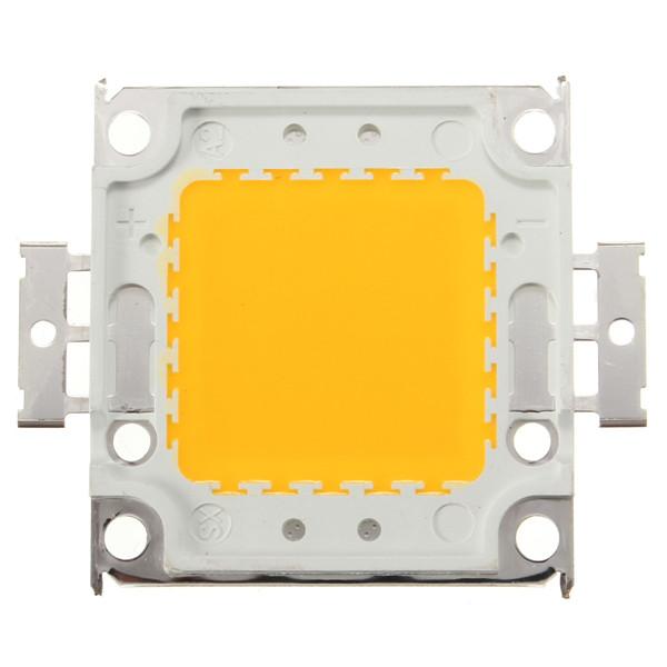 30W DC32-36V High Power LED Chip Light Lamp Blue/Green/Red/Amber Home Car For DIY