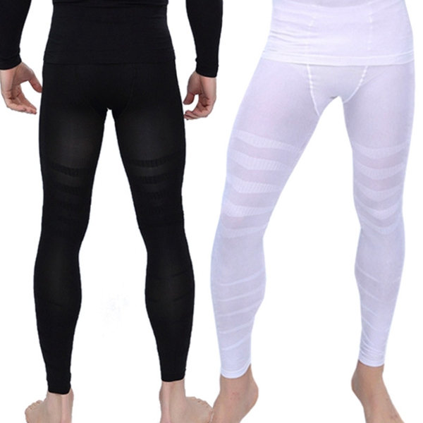 Male Compression Body Shaper Shaping Pant Slimming Belly In Butt Lifting Underwear