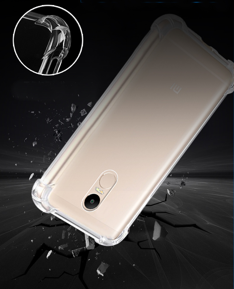 Bakeey Drop-resistance TPU Soft Case For Xiaomi Redmi Note 4X/ Redmi Note 4 Global Edition