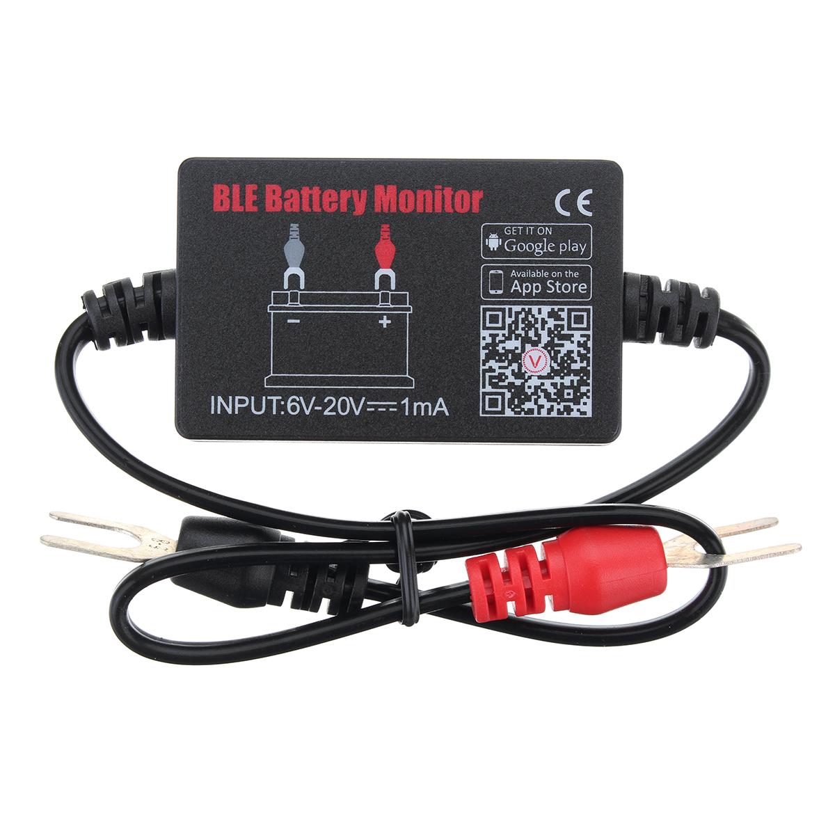 12V Car Battery Minitor Tester BM2 Bluetooth 4.0 Device for 6V-20V Vehicle