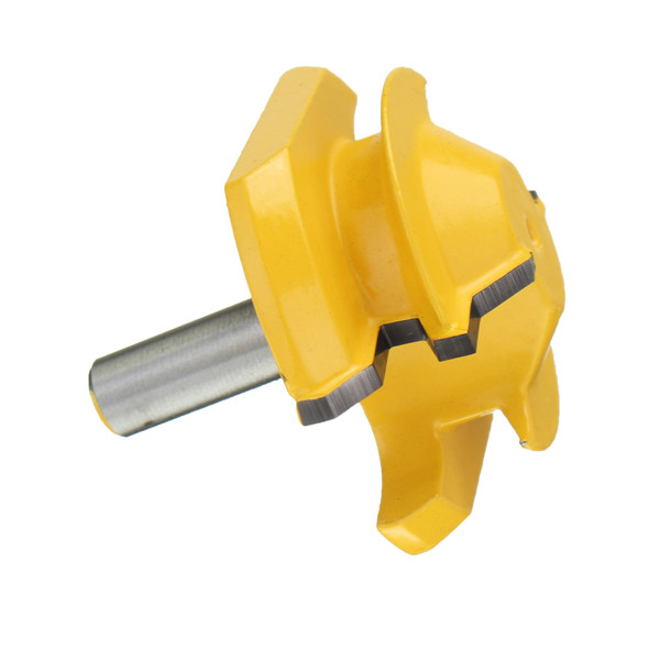 8mm Shank 45° Small Lock Miter Router Bit Woodworking Cutter