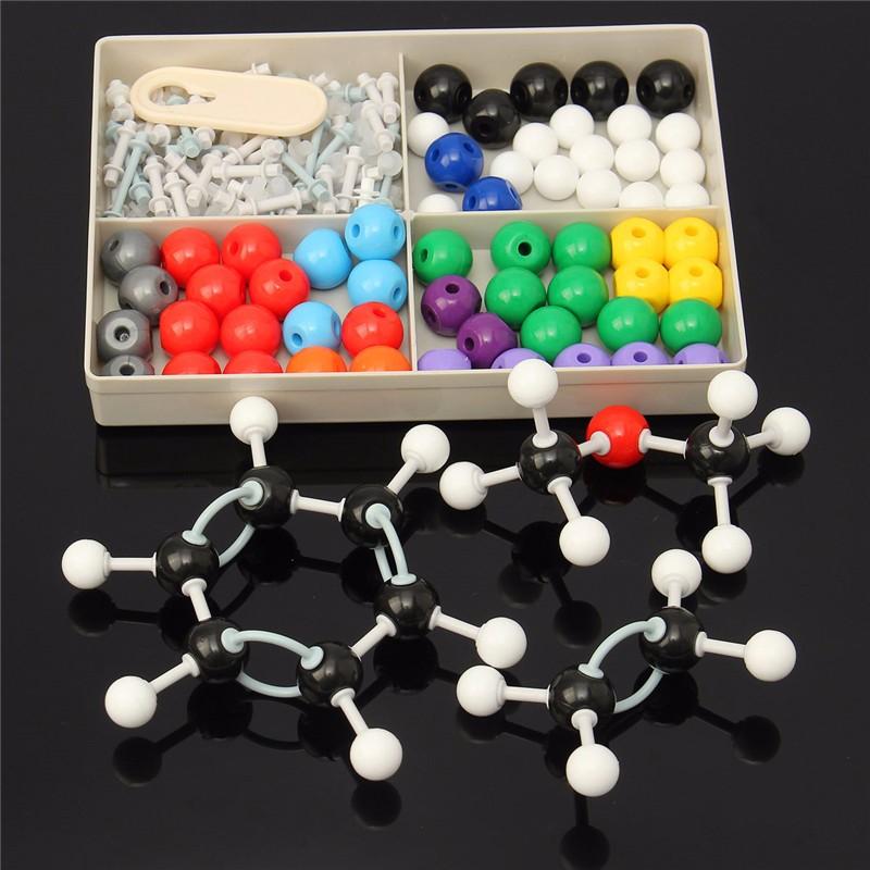 240Pcs Atom Molecular Models Kit Set General & Organic Chemistry Scientific