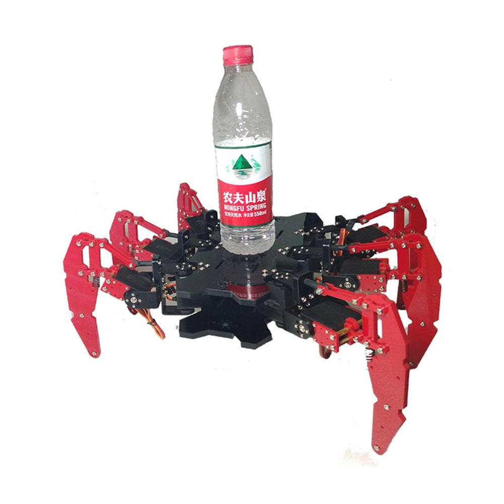 DIY 6-Legs Robot Spider STEAM Educational Kit Robot Kit For Arduino