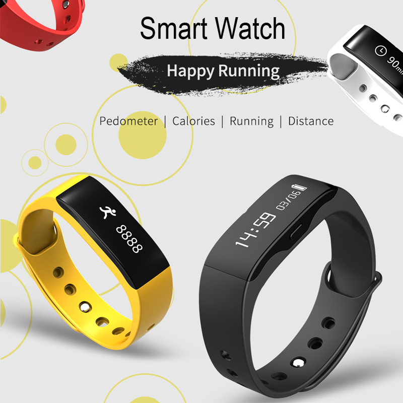 Bakeey X1 Sleep Monitor Pedometer Fitness Tracker Sport bluetooth Smart Wristband For IOS Android