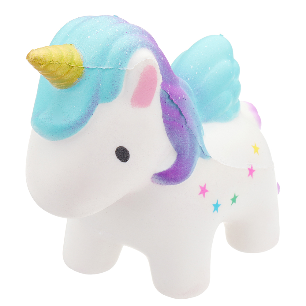 Unicorn Squishy 12*9CM Scented Squeeze Slow Rising Collection Toy Soft Gift