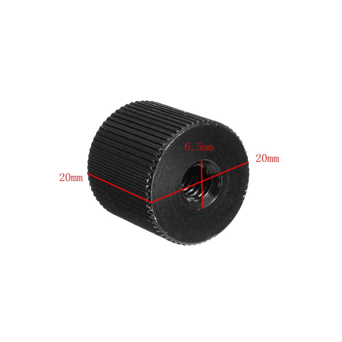 1/4 inch Female Tripod Mount Screw to Flash Hot Shoe Adapter for Tripod Camera