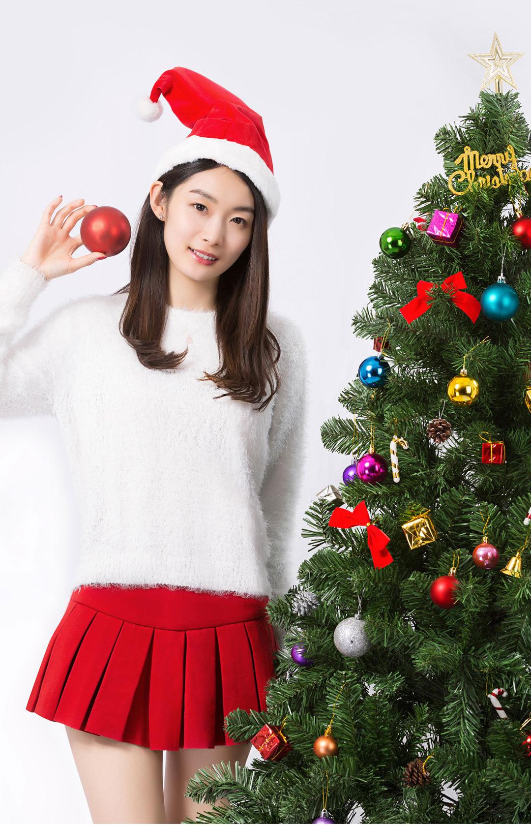 Xiaomi YUJIAN Magic Fun Christmas Hat Adjustable Santa Claus Hat Singing Dancing Christmas Cap