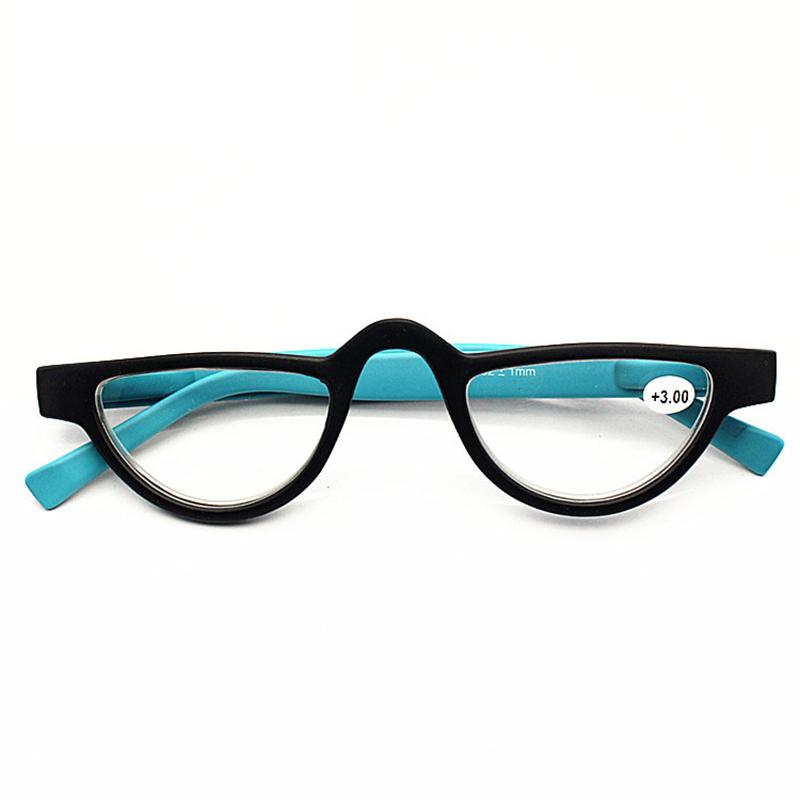 Men Women Comfortable Plastic Reading Glasses