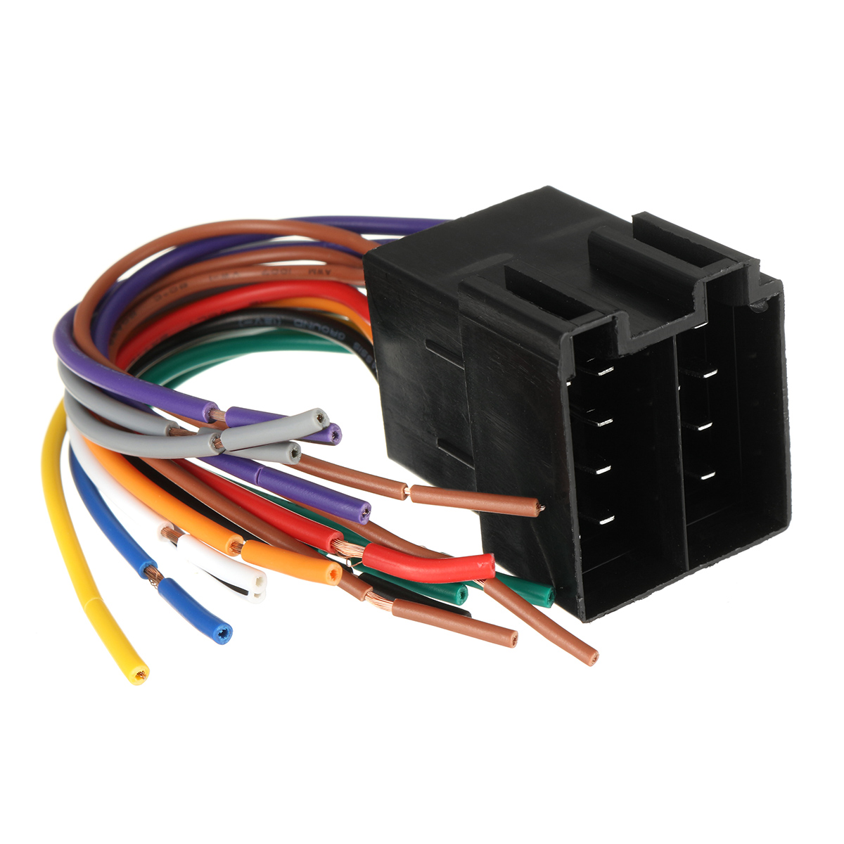 car audio stereo cd dvd player wiring harness plug cab for sale rh ioffer com