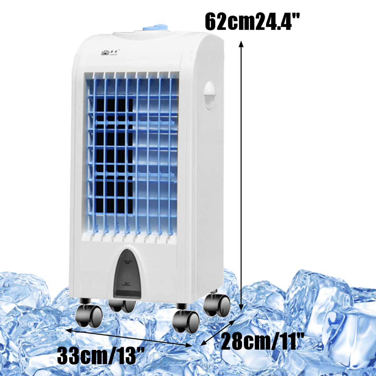 Portable Evaporative Air Cooler Fan Humidifier Home Office Cooling Conditioner