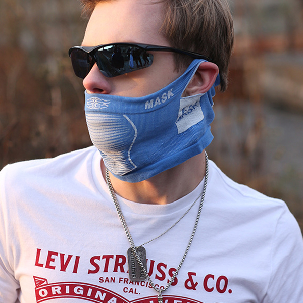 Mens Dustproof Ski Face Mask