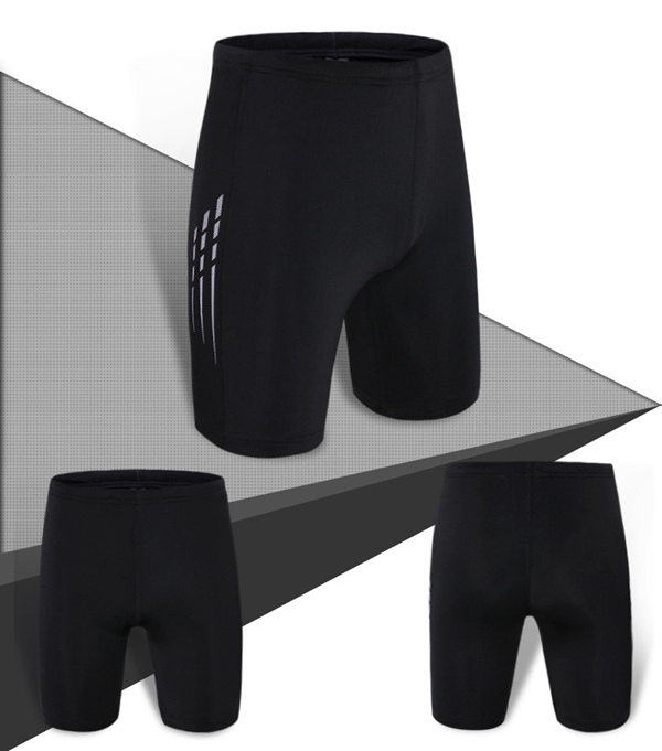 Running Fitness Quick Drying Breathable Professional Sports Tight Shorts Fifth Pants