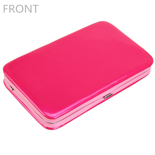 Women Candy Color Wallet Girls Cute Purse Phone Bags Card Holders Evening Clutches