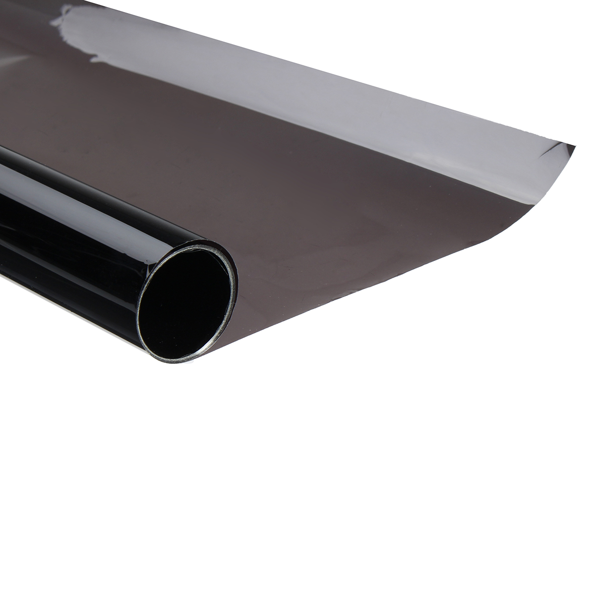 50cmx2m 15% VLT Black Car Glass Window Tint Shade Film Roll for Home Office Boat