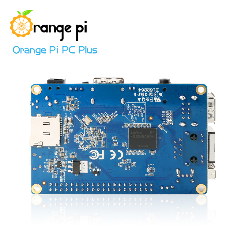 Orange Pi PC Plus Support Lubuntu Linux And Android Mini PC