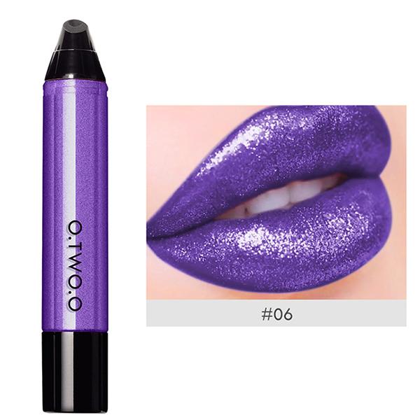 O.TWO.O Glitter Liquid Lipstick Makeup