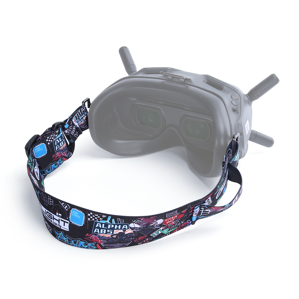 iFlight  Colorful Eleastic Head Strap Skin-friendly for FPV Goggles Video Headset Band
