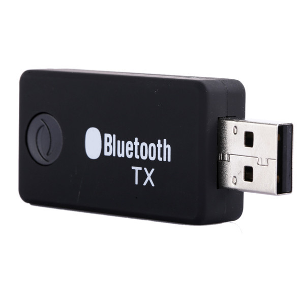 TX9 bluetooth 2.1 Wireless 3.5mm Stereo Audio Adapter Music Transmitter For TV PC Subwoofer