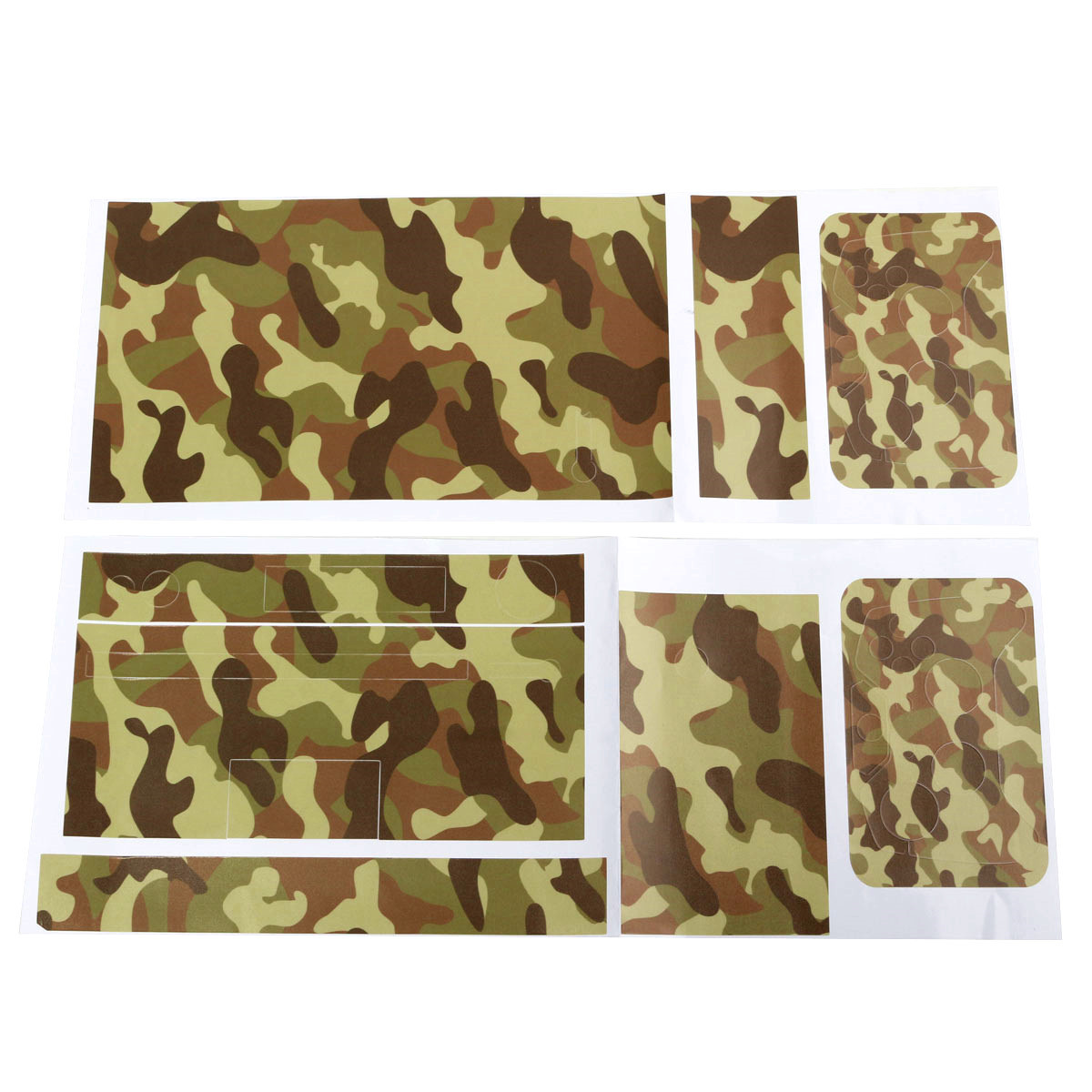Camouflage Pattern Skin Sticker for XBOX One Console Controller Protector Cover