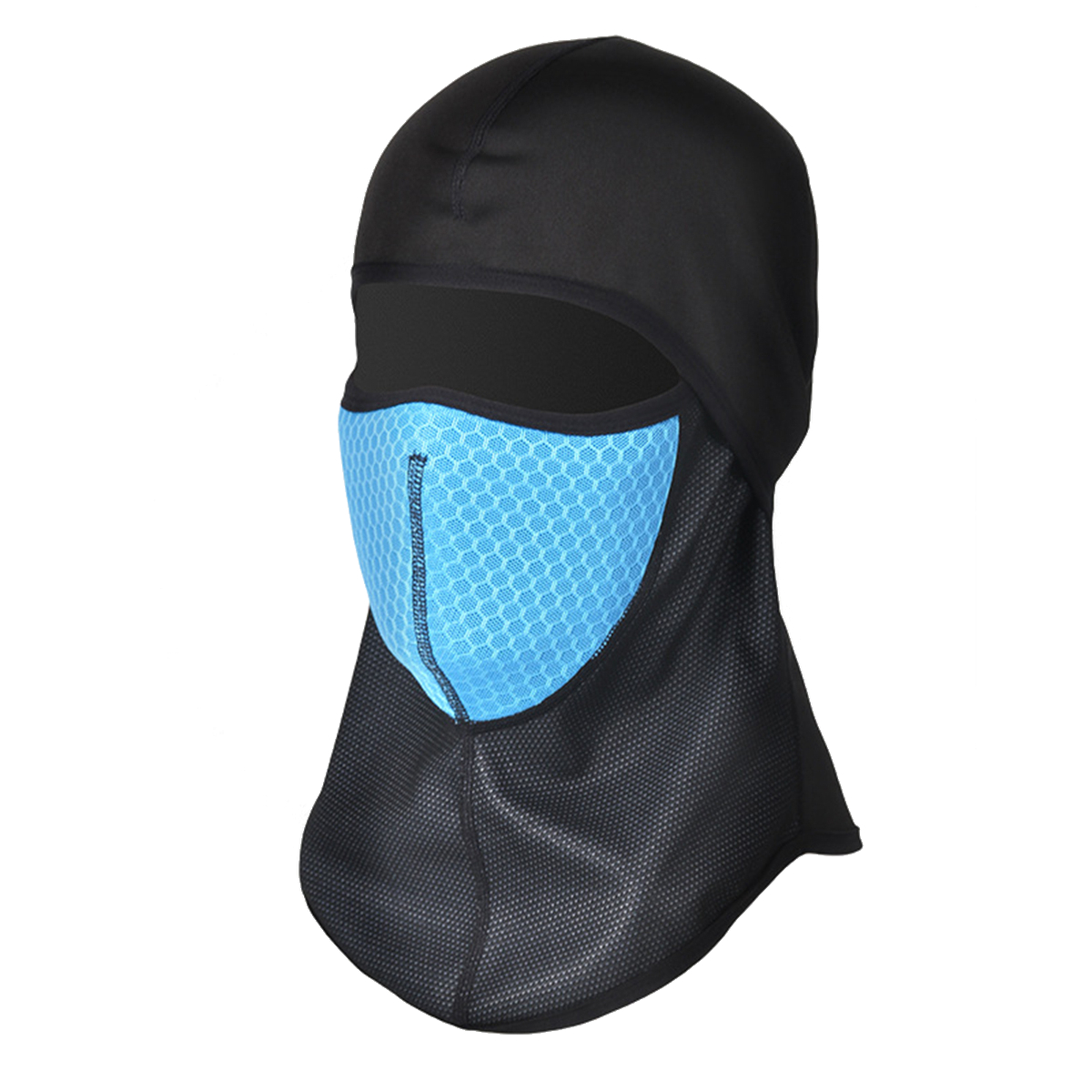 Outdoor Motorcycle Full Face Mask Bike Ski Fishing Winter Neck Warm Windproof