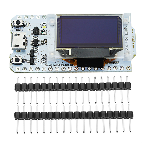 Internet Development Board ESP32 WIFI Chip 0.96 Inch OLED bluetooth WIFI Kit 32 Module For Arduino