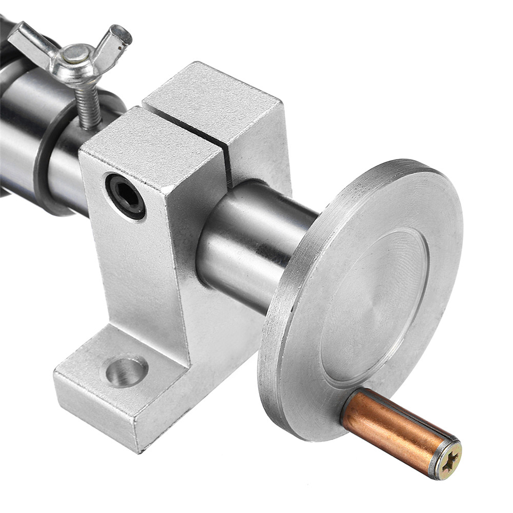 Adjustable Double Bearing Live Center Revolving Center For Lathe Machine Accessories