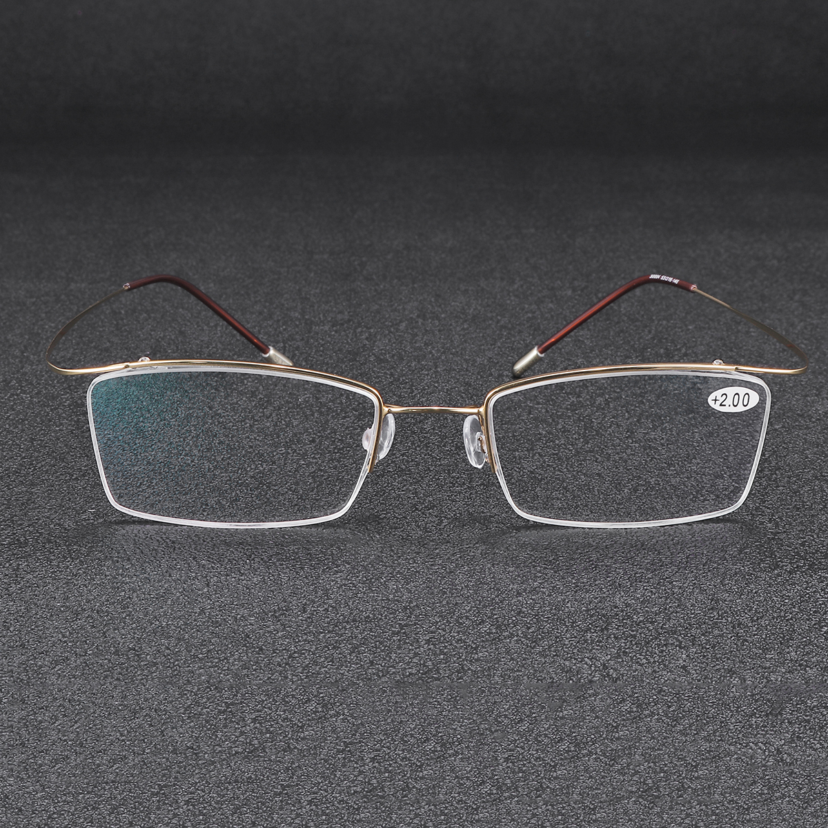 BRAODISON Presbyopic Reading Glasses HD Coated Resin Lens