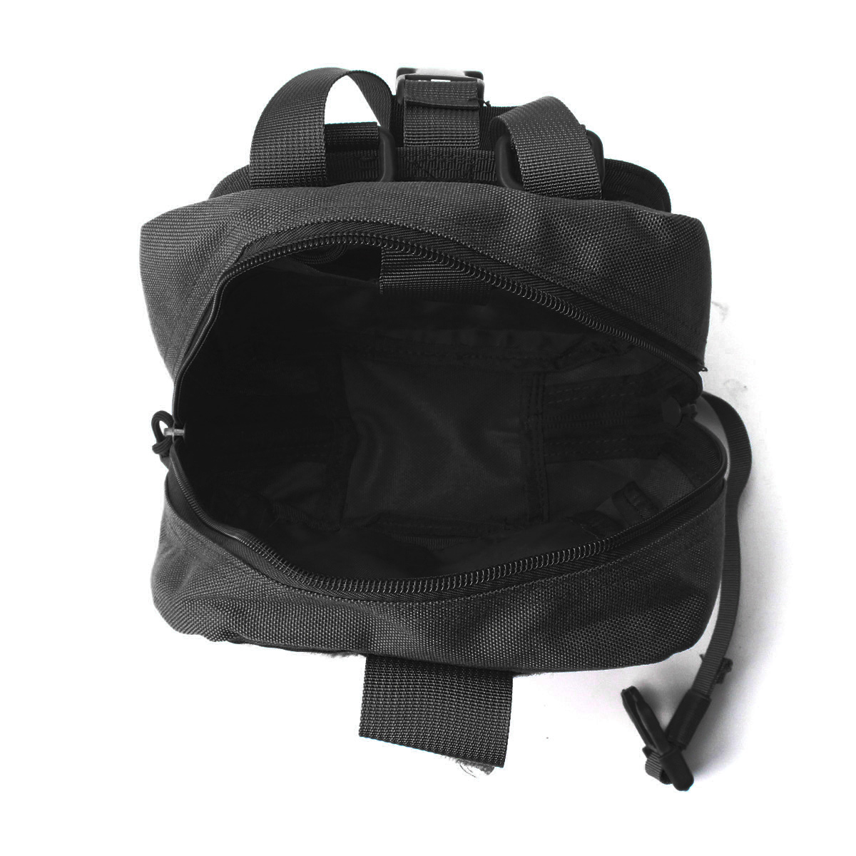 Outdoor Tactical Molle Bag EMT Medical First Aid Utility Emergency Pouch For Vest Belt