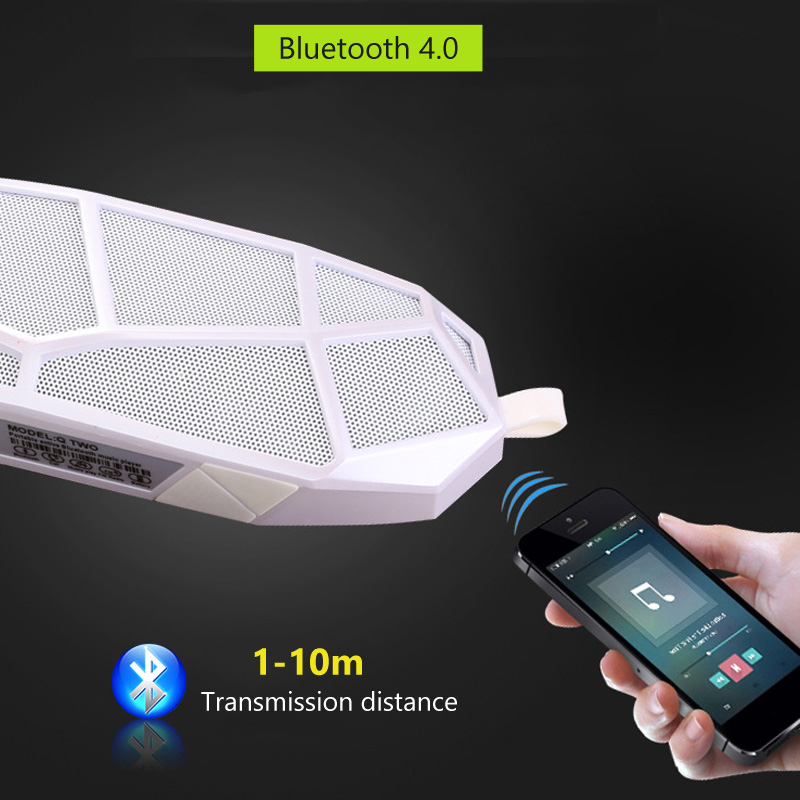 CYKE Wireless bluetooth Portable Heavy Bass Stereo Speaker Hands Free Tf Card Play Outdooors Subwoofer