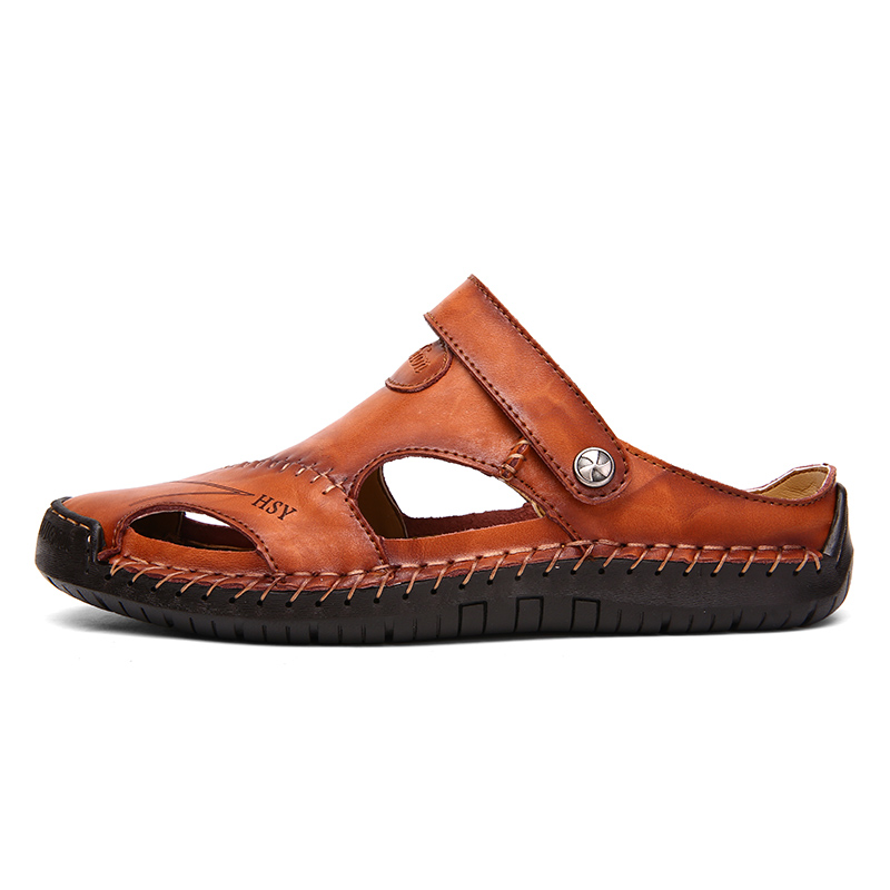 New Menico Hand Stitching Leather Sandals Chile Shop