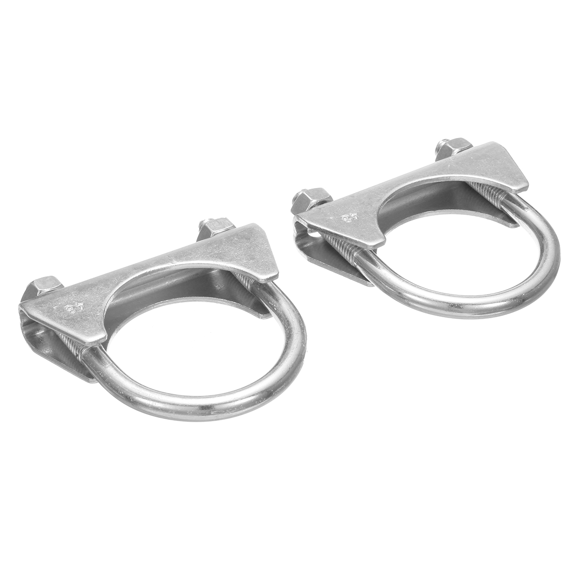 Exhaust Clamp On Flexi Tube Joint Flexible Pipe Repair 45x200mm Flex