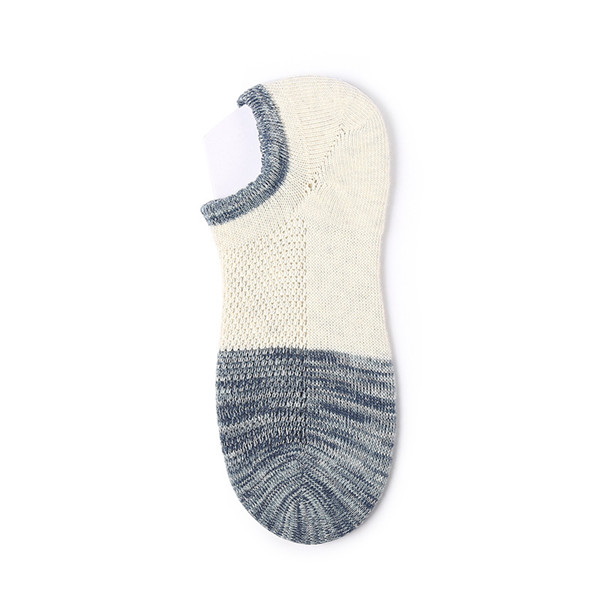 Men Summer Cotton Breathable Boat Socks