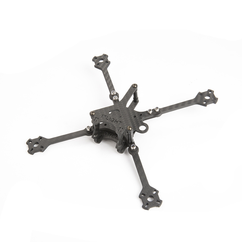 IFlight X-Lite Y-Lite 210mm 4mm Arm 5 Inch 3K Carbon Fiber Frame Kit for RC Drone FPV Racing