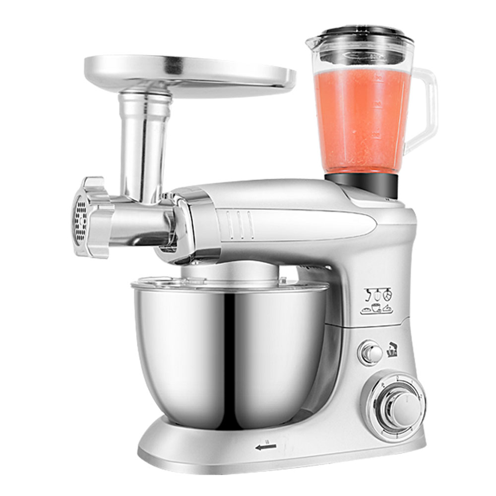 STELANG SC-232C 4L / 1000W Kitchen Electric Mixer Kneading Dough Machine Egg Beater Electric Mixer Cream Whipping Machine For Home Baking