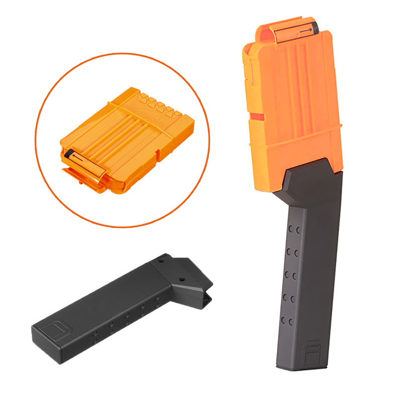 WORKER Kriss Vector Imitation Combo Set Part For Nerf N-STRYFE Elite Retaliator Modify Accessory Kit Toy