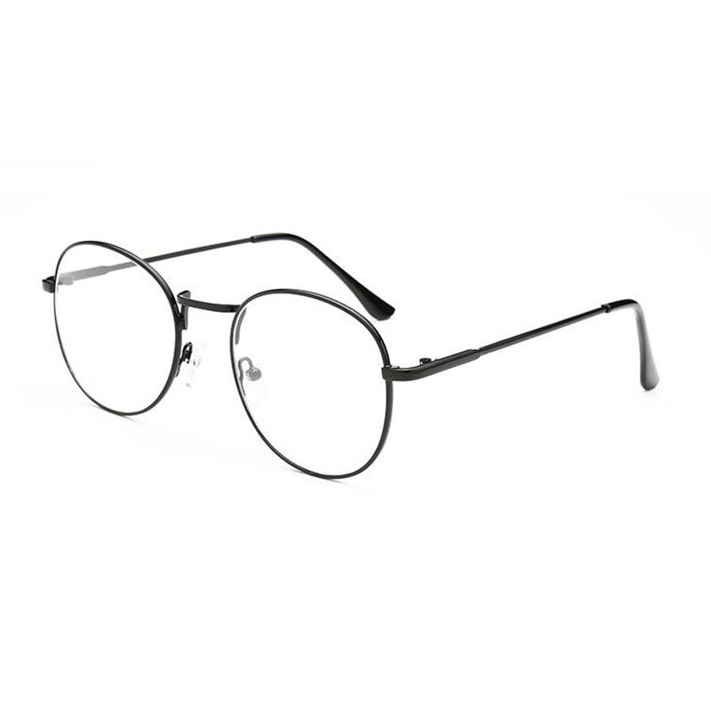 2810c91ecc6 mens women lightweight round frame fake glasses at Banggood