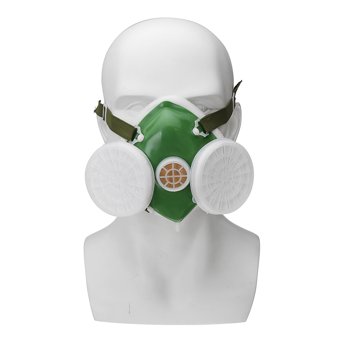 Industrial Anti-dust Face Gas Mask Respirator Safety Painting Spraying Welding Mask