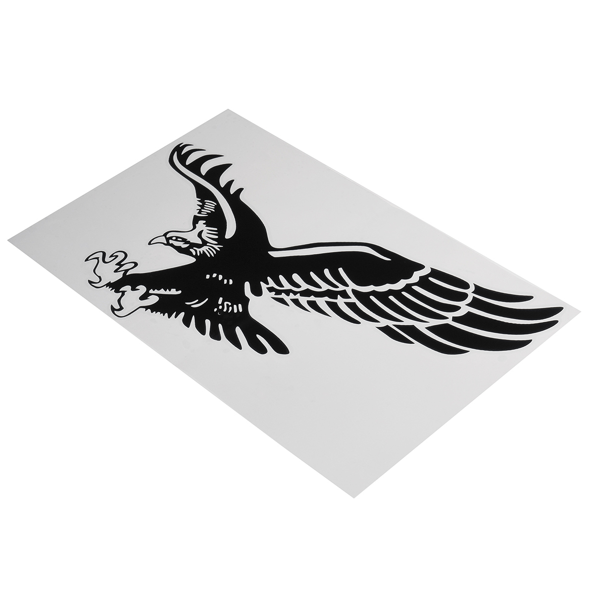 Car Auto Eagle Reflective Decal Vinyl Stickers Door Hood Cover Sticker Exterior