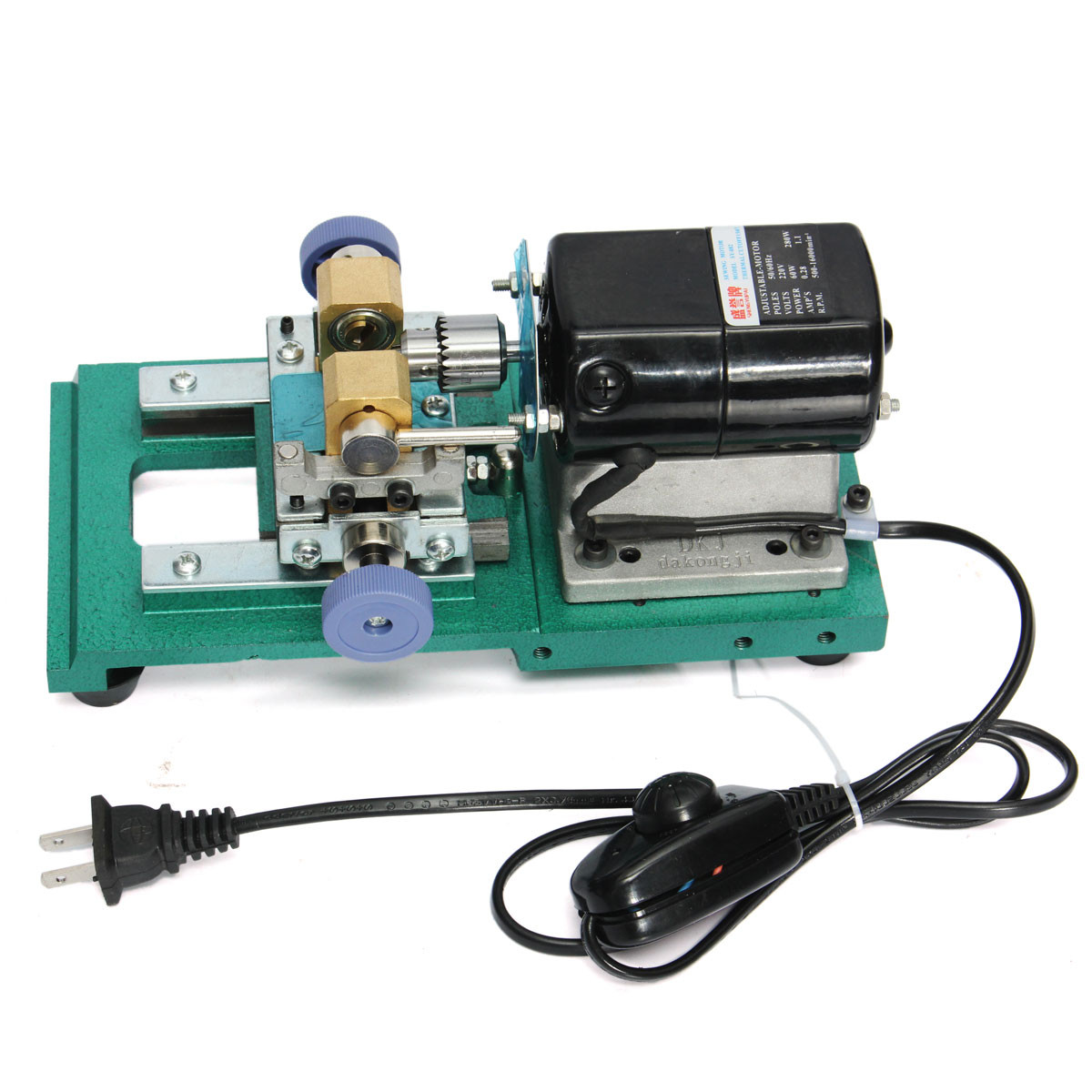 Beads drilling machine