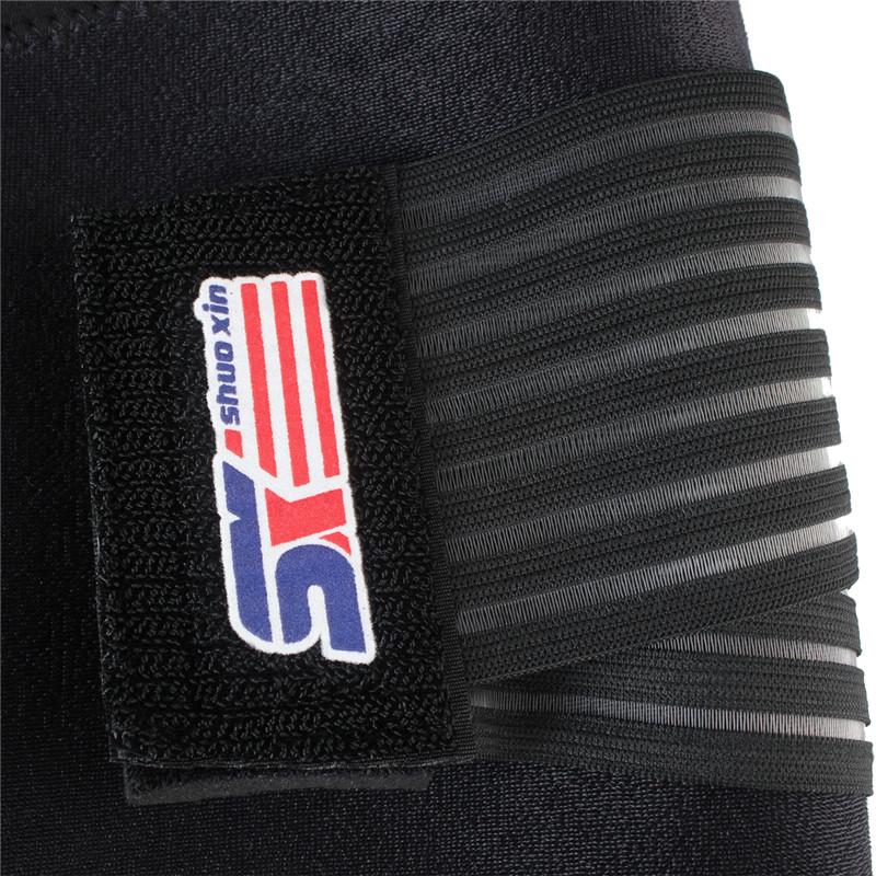 Double Press 7-Spring Bandage Elastic Waist Guard