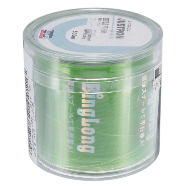 ZANLURE 500M High Flexibility Nylon Fishing Line Good Wear Resistance For Rock Fishing Four Color