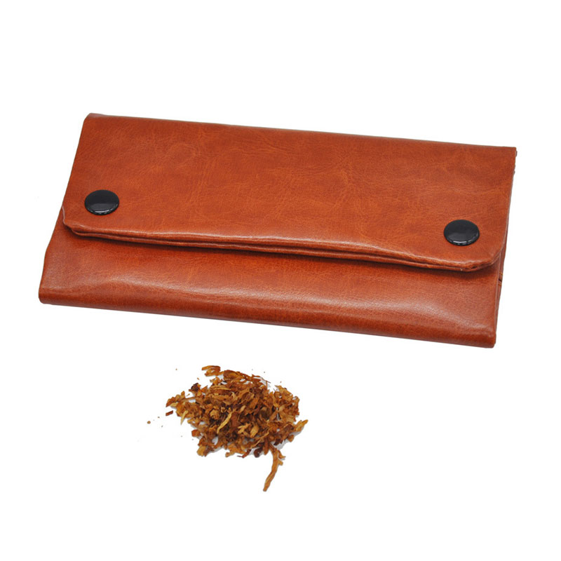 Tobacco Pouch 78mm Paper Holder