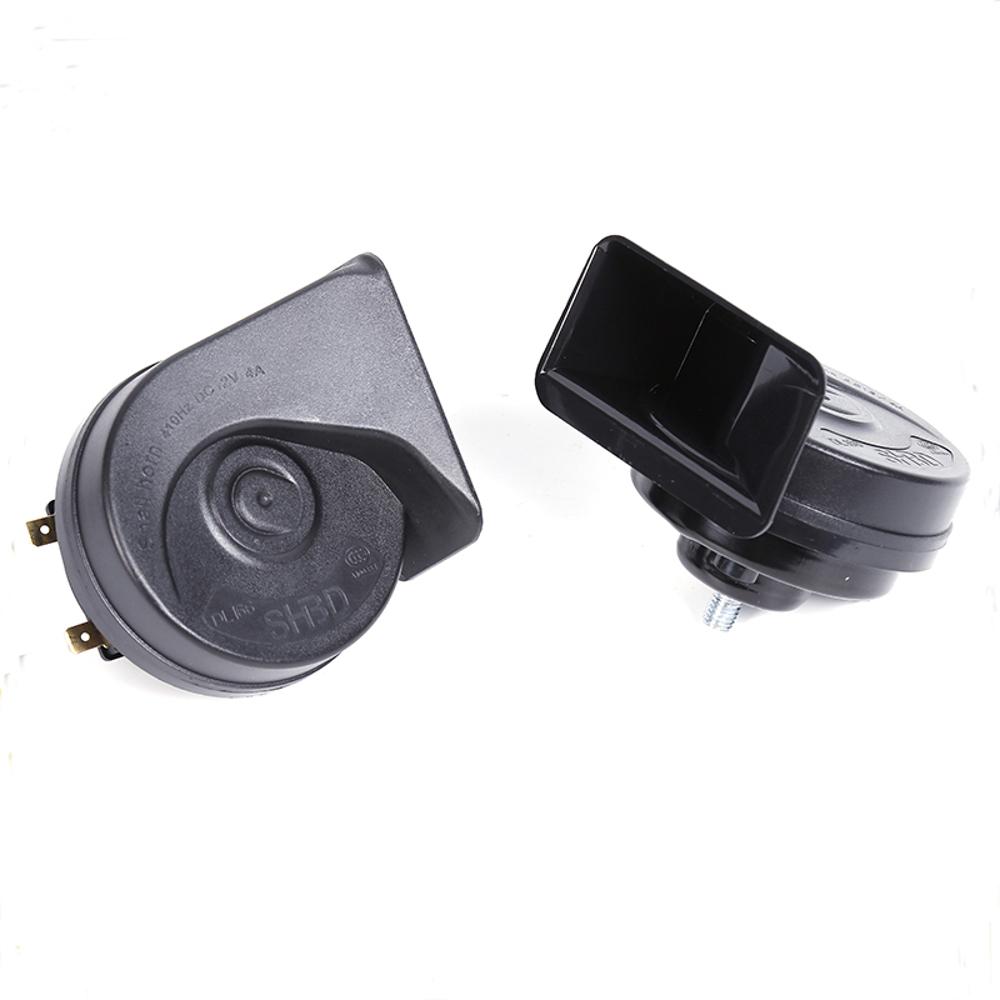 A Pair Of Car Speaker 12V Waterproof High Power Tweeter Car Snail Speakers
